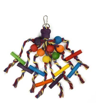 Padovan Bird Toys T6 - играчка 30 / 12 см.