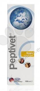 Peptivet Foam - ефективна локална подкрепа при бактериална инфекция на кожата 100 мл.