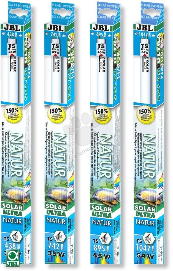 JBL Natur Ultra T5, 24W, 550 mm. - дневна светлина за сладководни аквариуми
