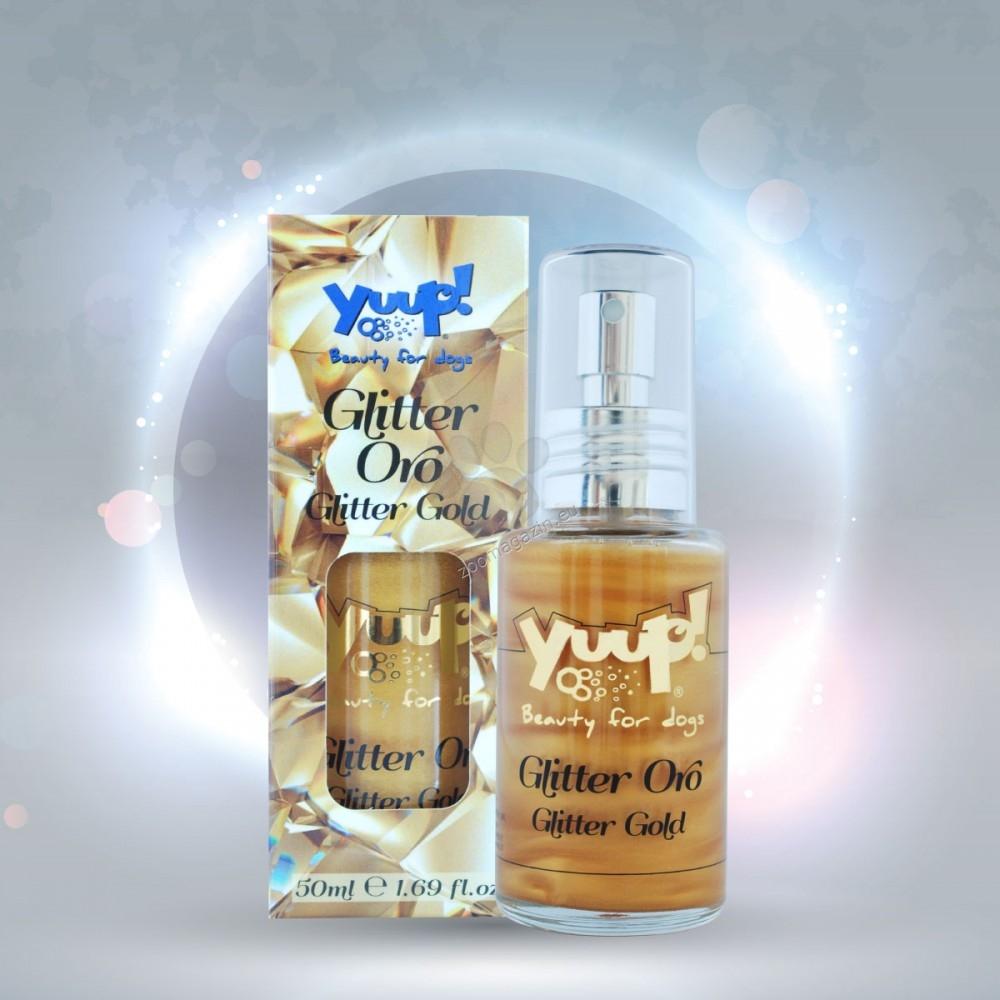 Yuup Glitter Oro - парфюм със златен блясък 50 мл.