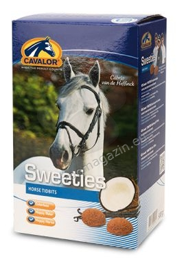 Cavalor Sweeties Original - лакомство награда, с витамини, минерали, моркови 750 гр.