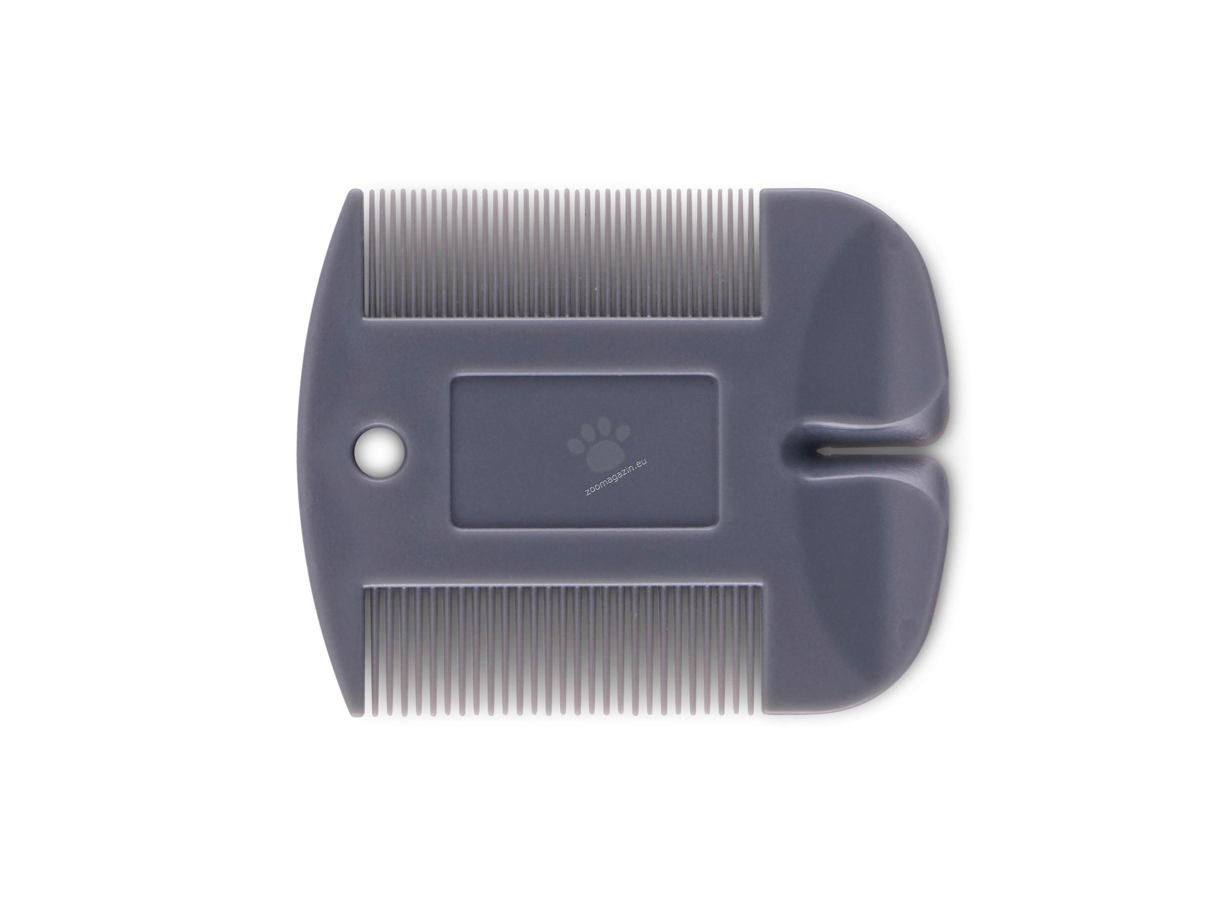 Vadigran Flea and Tick comb - гребен за премахване на бълхи и кърлежи 6.5 см.