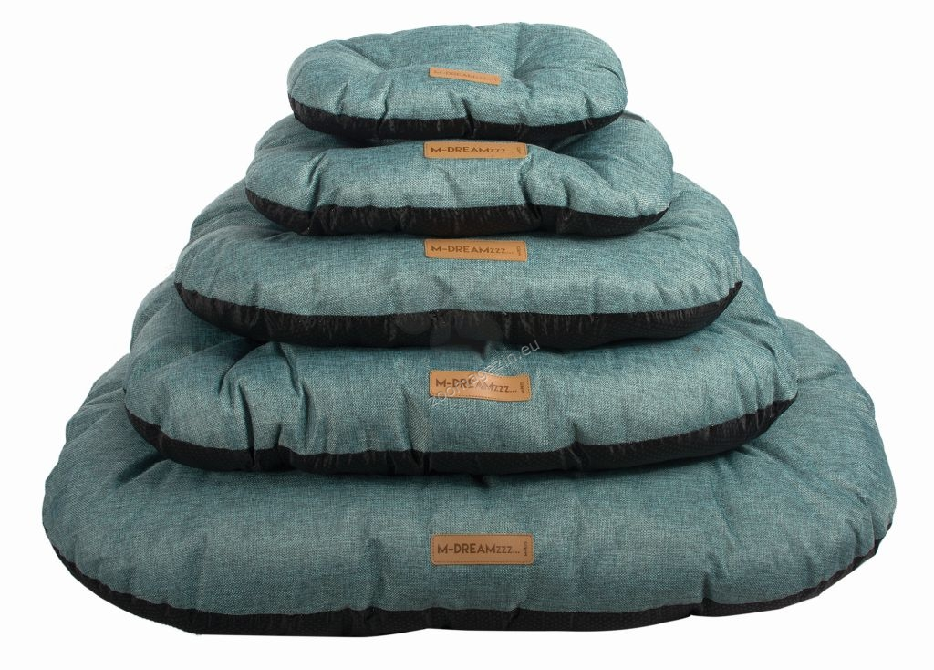 M-Pets OLERON Cushion Blue - меко легло 48 / 32 см.