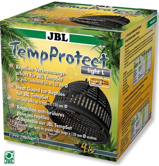 JBL Temp Protect Light L - пластмасов протектор за лампа за терариум 130 мм Ø приблизително