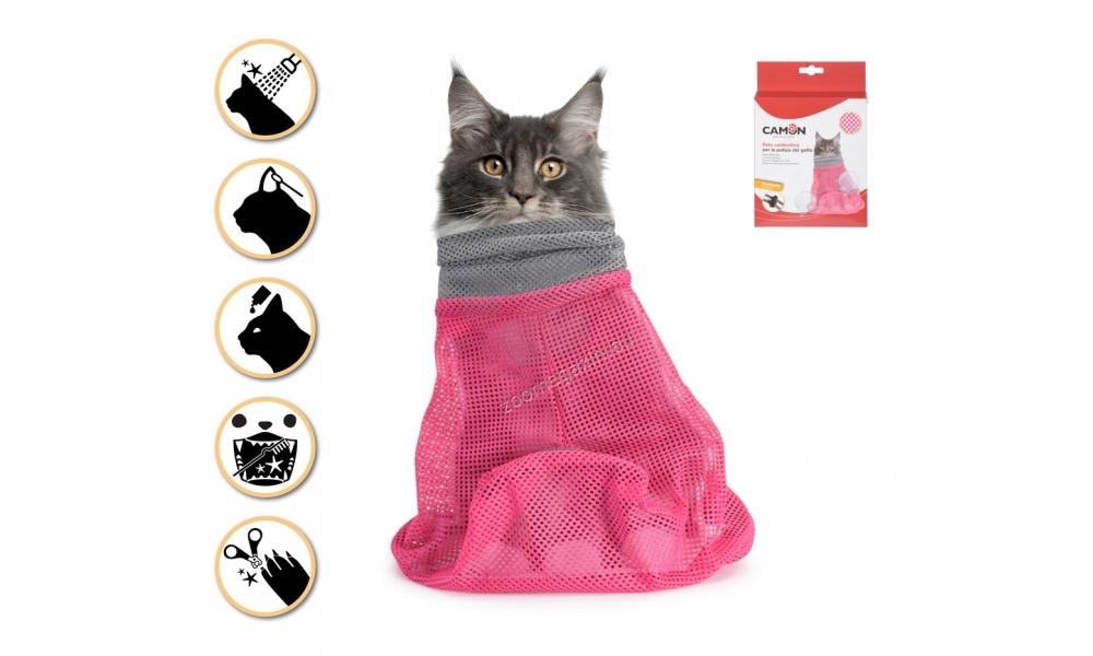 Camon Cat grooming bag - мрежа за къпане
