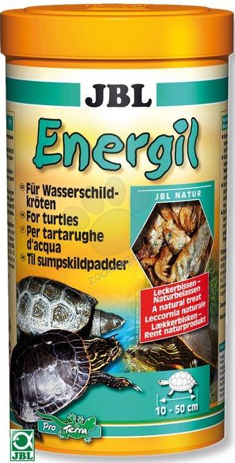 JBL Energil - натурални рибки и скариди за костенурки 1000 мл.