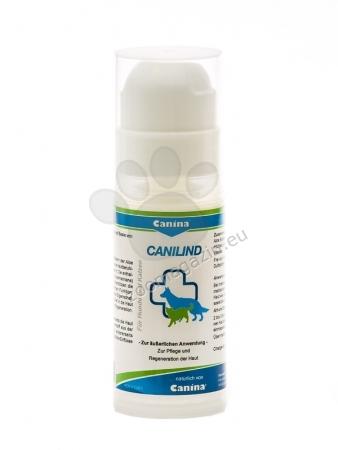 Canina Canilind - емулсия за ухапвания от насекоми, паразити и рани, 50 мл