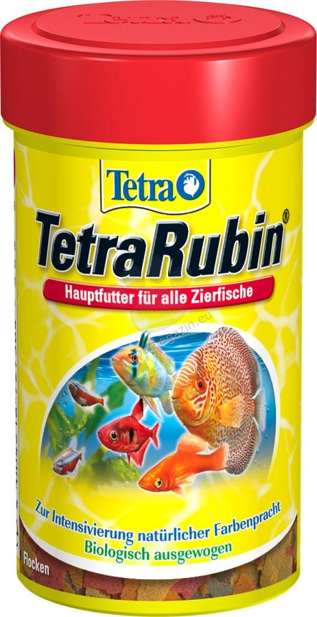 Tetra - TetrаRubin - универсална храна за всички видове тропически рибки 10000 мл.