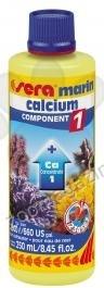 Sera Marin Component 1 Calcium 250 мл. - за специфичната поддръжка на соленоводния аквариум