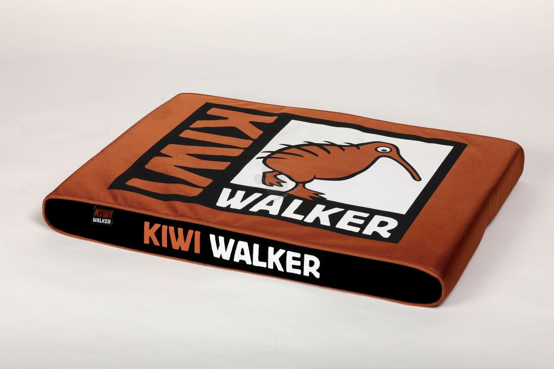 Kiwi Walker Mattress S - ортопедичен матрак с мемори пяна 50 / 35 / 5 см. / син, оранжев, зелен, кафяв, розов /