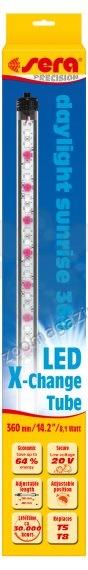 Sera - LED daylight sunrise - енергоспестяваща лампа за аквариум 360 мм., 8.1 W