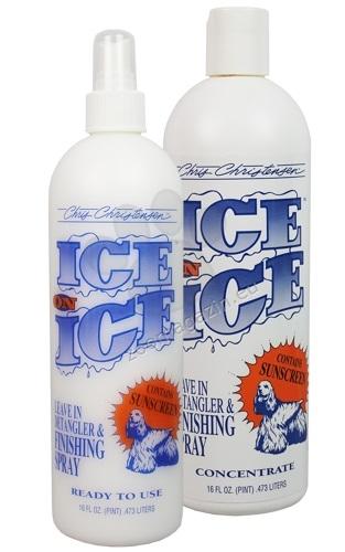 Chris Christensen Ice On Ice - спрей с неограничени приложения / концентрат / 473 мл.