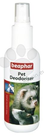 Beaphar Pet Deodorizer - дезодорант за дребни животни 150 мл.