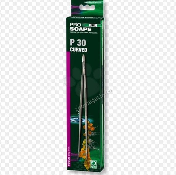 JBL ProScape Tool P 30 curved - пинсети със закривен връх 30 см