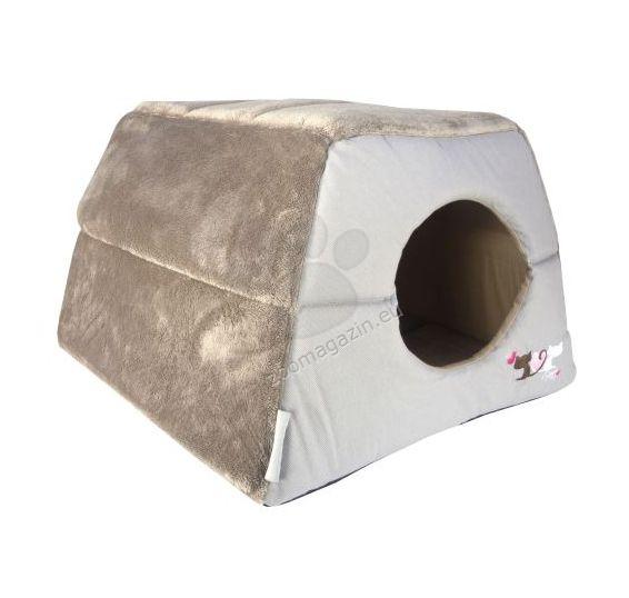 Rogz Igloo Podz 1 - меко котешко иглу / легло 41 / 41 / 30 см.