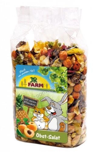 JR Farm Fruit-Salad - плодова салата, страхотен микс от различни висококачествени плодове от цял свят 200 гр.