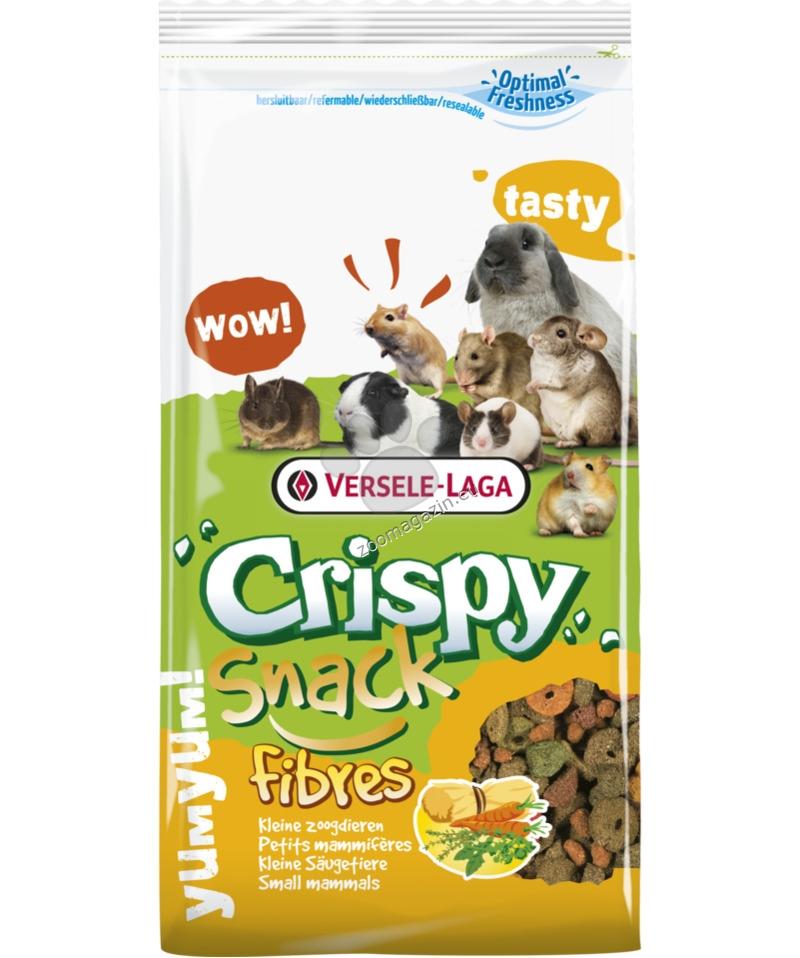 Versele Laga - Crispy Snack Fibres  - гранулирана храна за гризачи 650 гр.