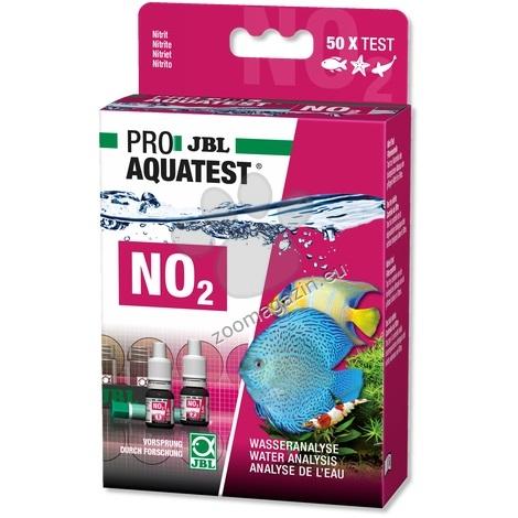 JBL Proaquatest NO2 Nitrite - тест за измерване нивото на нитритите във водата 50 теста