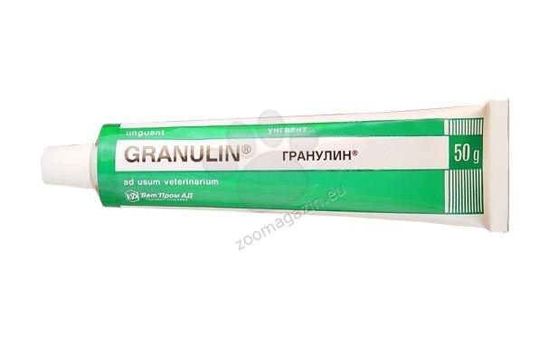 Вет Пром Гранулин - продукт за външна употреба 50 грама