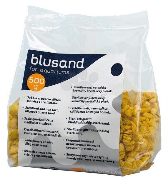 Ferplast - Blusand Yellow - цветен пясък жълт 500 гр.