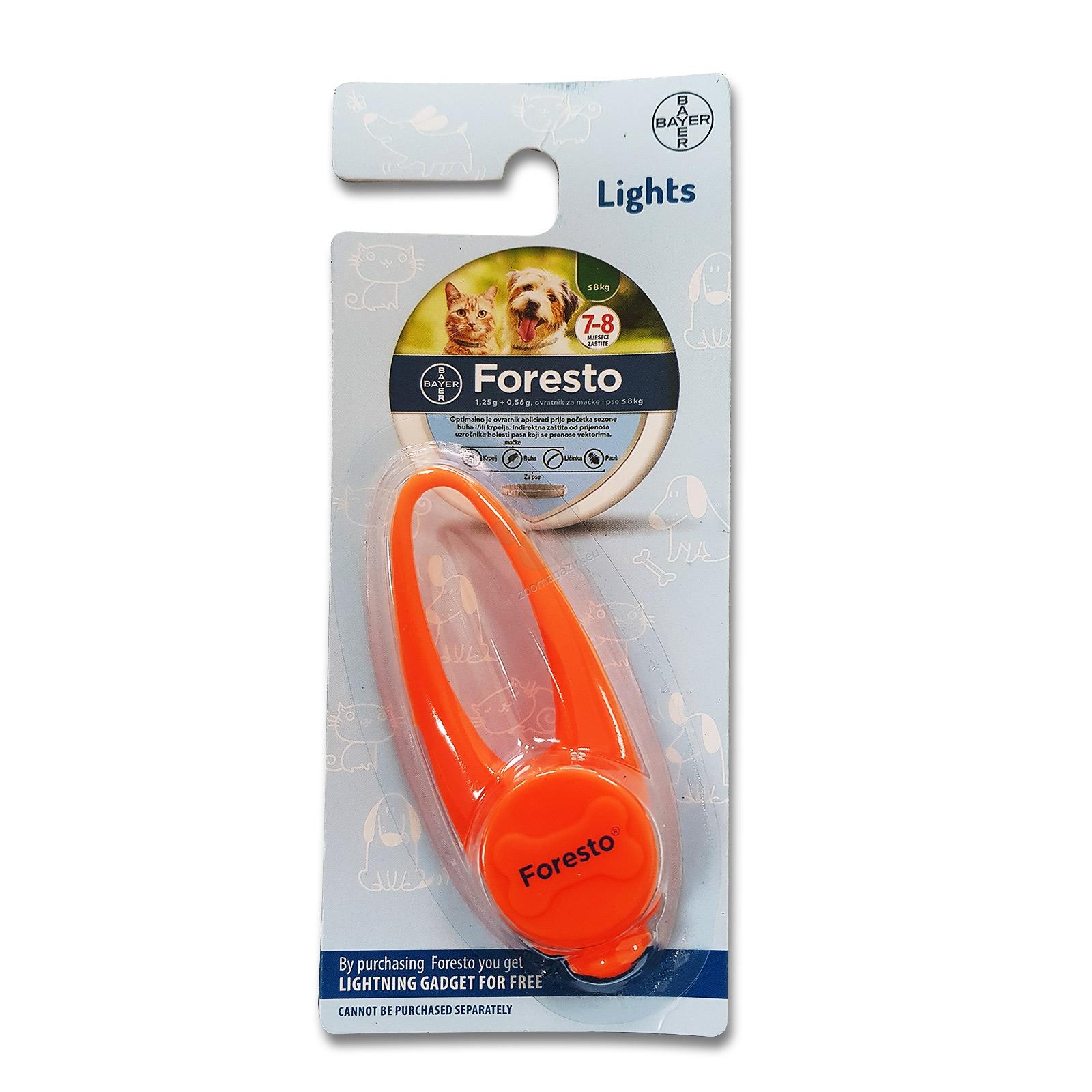 Bayer Foresto - светещ флашер