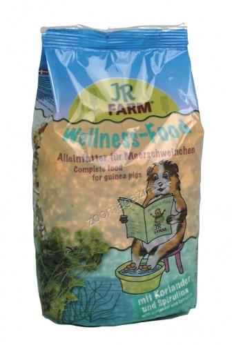JR Farm  Wellness Food - пълноценна храна за морски свинчета 600 гр.