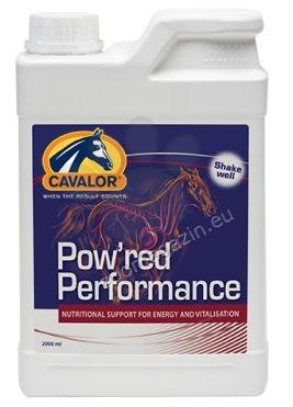 Cavalor Powred Performance - добавка към обичайната дажба - за най-добри резултати при тренировки и по време на състезателния сезон 2 л.