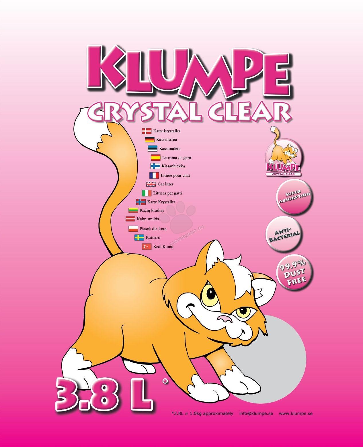 Valenger Klumpe Crystal Clear - силиконова котешка тоалетна 7 литра