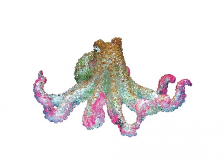 Nobby Fantasy Aqua Decor Octopus - декорация за аквариум 11 см.