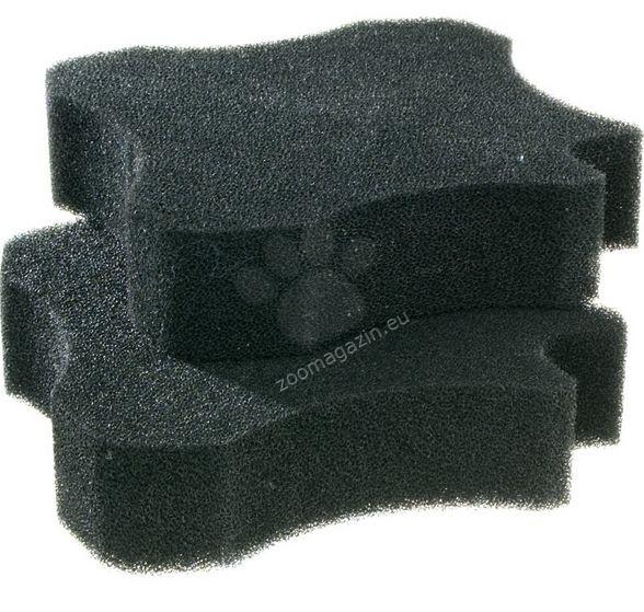 Ferplast - Bluclear 700 - 1100 - карбонова гъба за външен филтър Bluextreme  19,5 / 18,5 / 4,5 cm