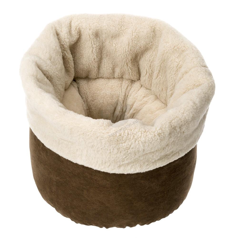 Ferplast Pouf - μαλακό ζεστό κρεβάτι 45/45/35 εκ.