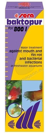 Sera - Bactopur - за профилактика и лечение при бактериални инфекции 50ml