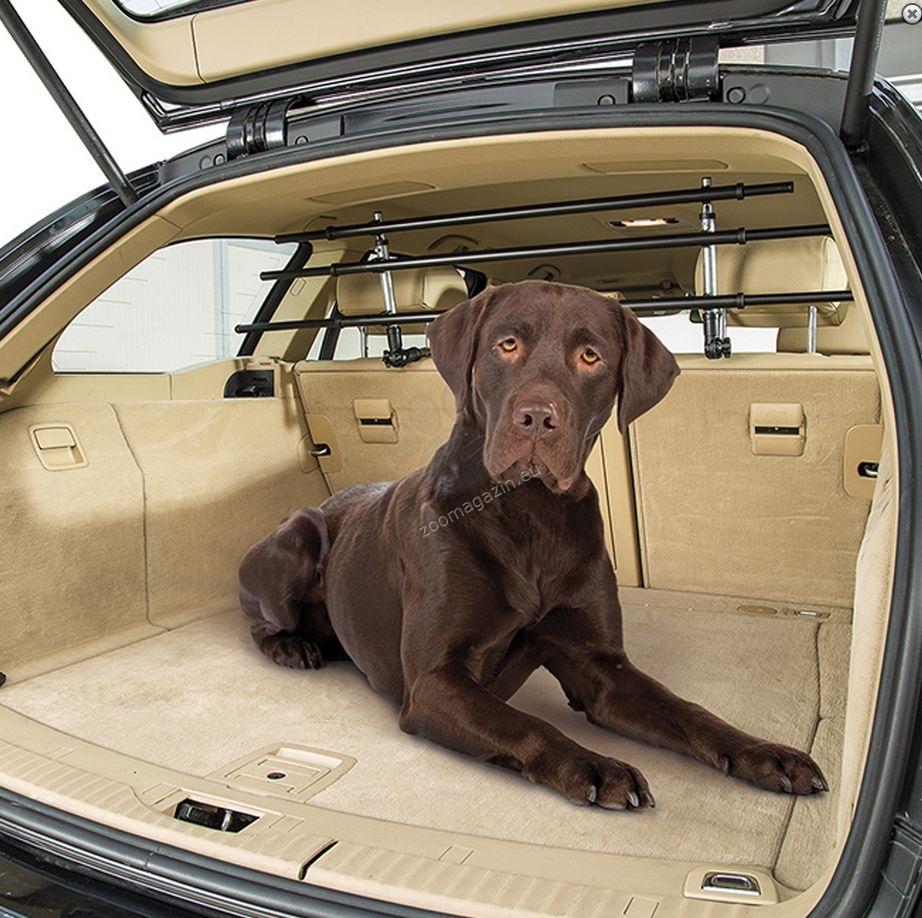 Ferplast Dog Car Security Min 82 X 15 X H 32 Cm Max 141 X 15 X H