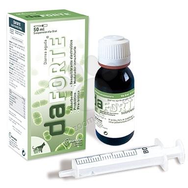 Daforte - орален гел продукт срещу остра и хронична диария, вкл. такава от вирусни агенти 50 мл.