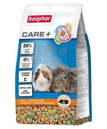 Beaphar Care Super Premium - пълноценна храна за морски свинчета 1.5 кг.