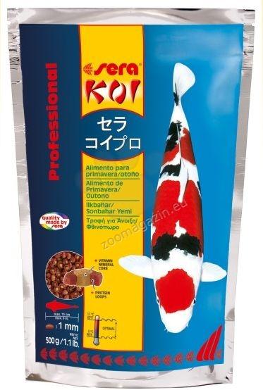 Sera - Koi Spring/Autumn Food - храна пролет/есен  500 гр.