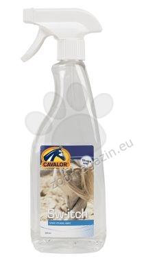 Cavalor Sw-itch - срещу кожни раздразнения, причинени от ухапвания от насекоми или атмосферни условия 500 мл.