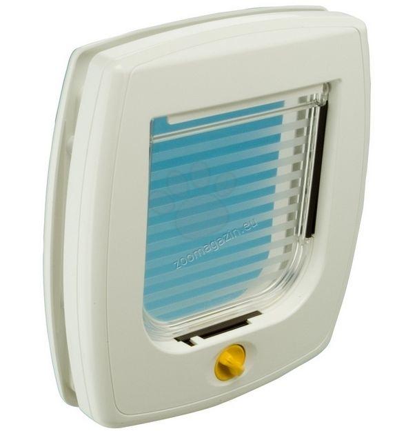 Ferplast Swing 3 - πόρτα για περίφραξη/άσπρο,καφέ/, 22,5 x 25,2 x h 5 cm