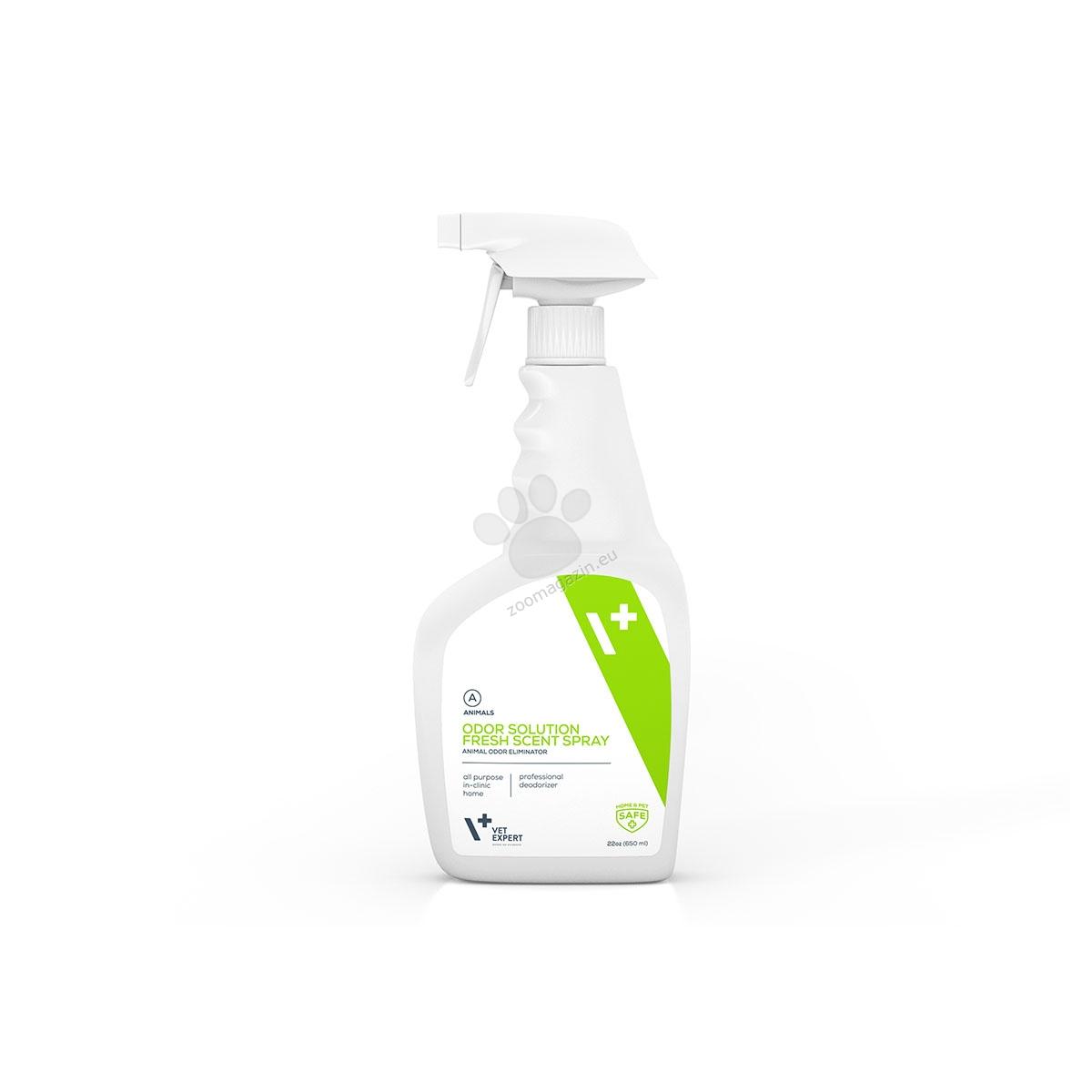 Vetexpert - Professional Animal Odor Eliminator - професионален продукт за справяне с миризми 650 мл.