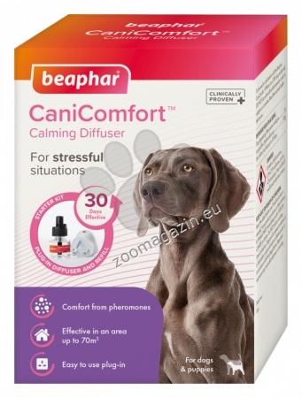Beaphar Cani Comfort - Успокояващ дифузер с феромони и изпарител 48 мл.