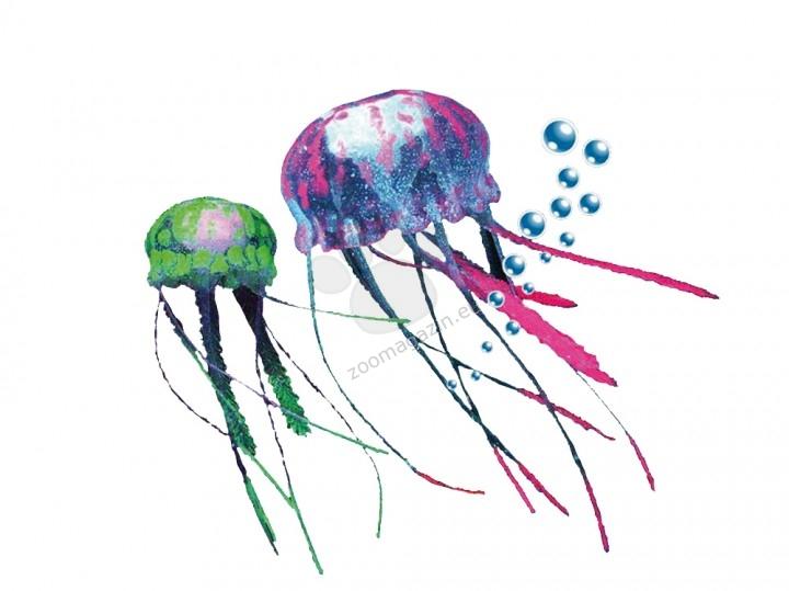 Nobby Fantasy Aqua Decor Jellyfish - декорация за аквариум 5.5см. / 3.5 см.