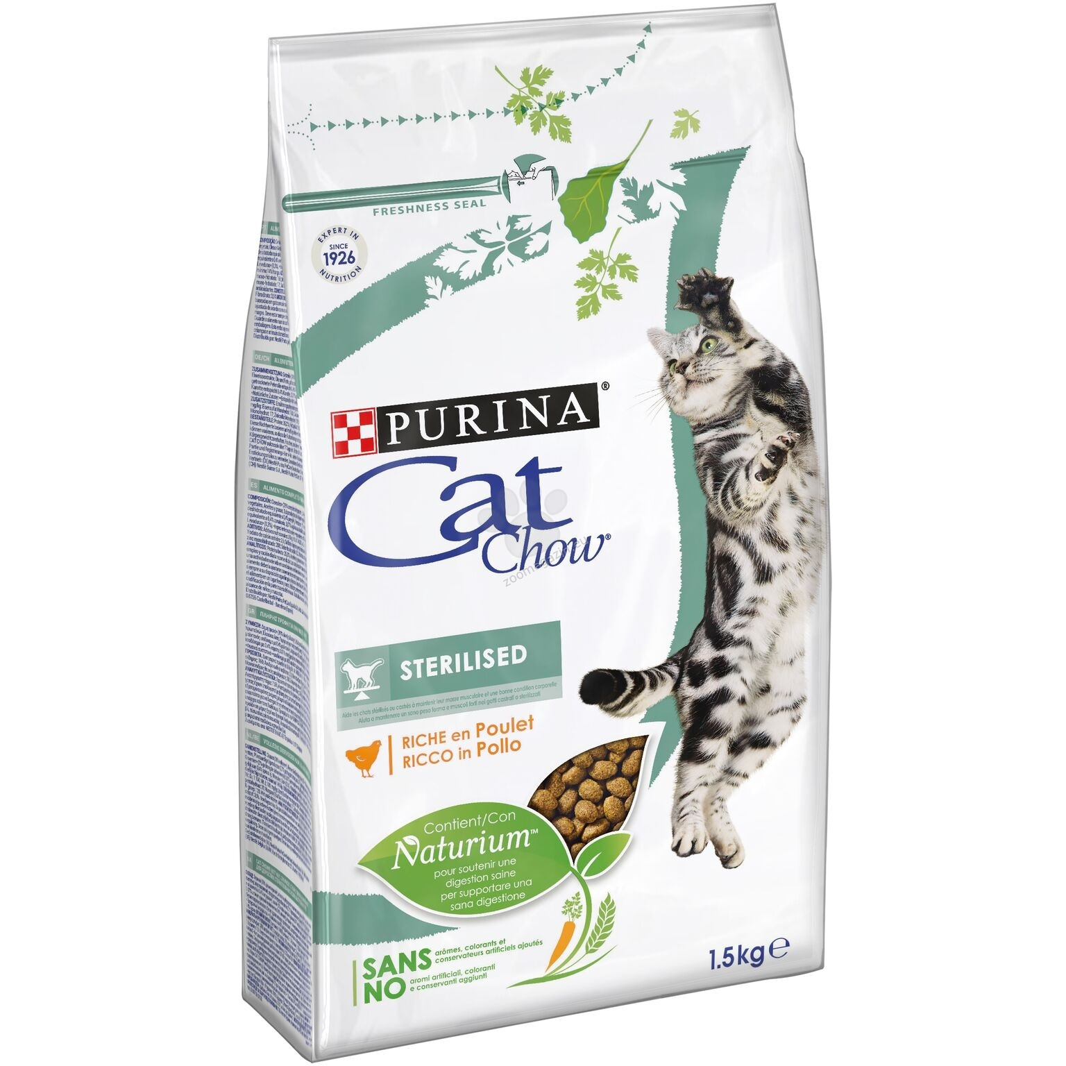Cat Chow Special Care Ste...