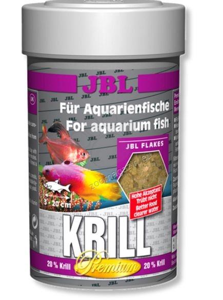 JBL Krill -πρίμουμ τροφή από γαρίδες βαθέων υδάτων 250μλ