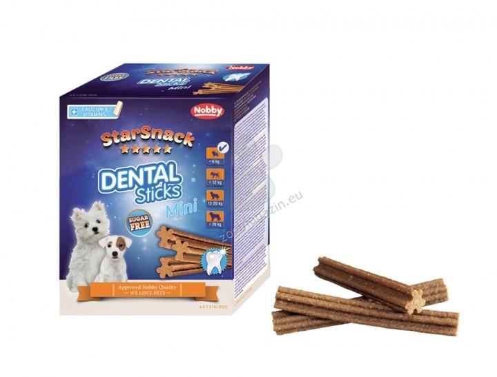 Nobby Dental Sticks - деликатесно лакомство за висока устна хигиена 1 брой