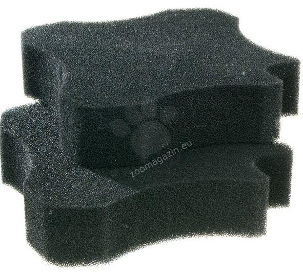 Ferplast - Bluclear 1500 - карбонова гъба за външен филтър Bluextreme 21 / 21 / 6 cm