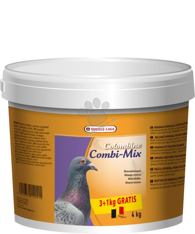 Versele Laga - Combi-Mix - микс от натурални продукти 4 кг.