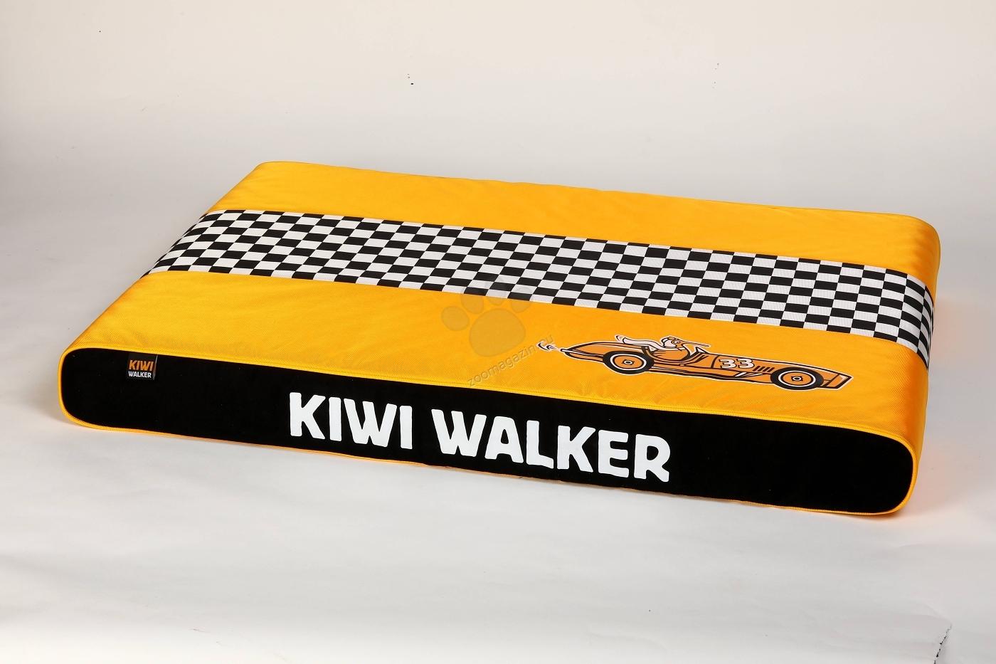 Kiwi Walker Mattress Racing XXL - водонепромокаем ортопедичен матрак с мемори пяна 110 / 75 / 12 см. / червен, син, зелен, оранжев /