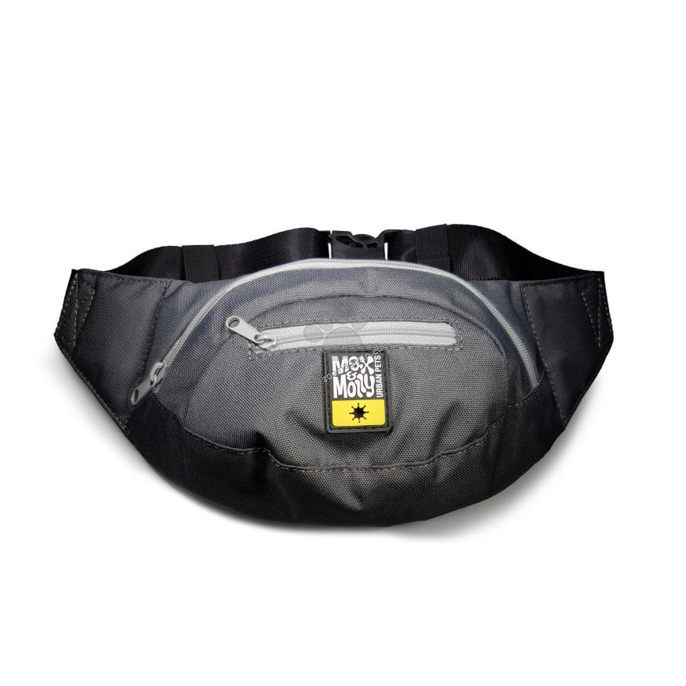 Max Molly Waist Bag Grey - чантичка за кръста