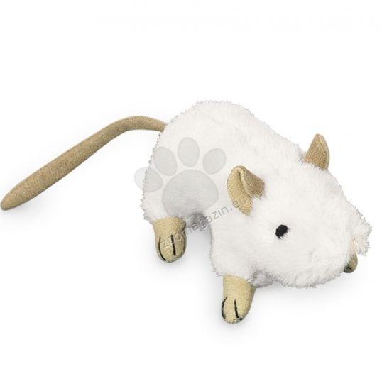 Nobby mice - плюшена играчка 10 см. / бяла, сива /