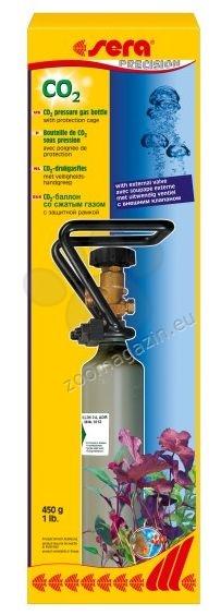 Sera - CO2 - система с бутилка с външен клапан,за аквариуми до 400 литра